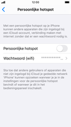 Apple iPhone SE - iOS 13 - Internet - mijn data verbinding delen - Stap 6