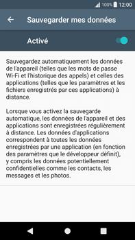 Sony Xperia XA1 Plus - Device maintenance - Back up - Étape 9