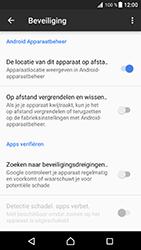 Sony Xperia XZ Premium - Beveiliging en privacy - zoek mijn mobiel activeren - Stap 7