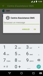 Wiko Rainbow Jam - Dual SIM - SMS - Configuration manuelle - Étape 9