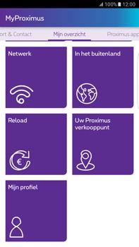 Samsung Galaxy S6 edge+ - Android M - Applicaties - MyProximus - Stap 21