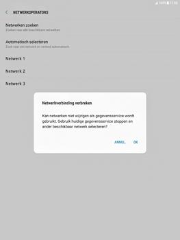 Samsung Galaxy Tab S2 9.7 - Android Nougat - Buitenland - Bellen, sms en internet - Stap 10