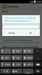 Huawei Y625 - SMS - Configuration manuelle - Étape 6