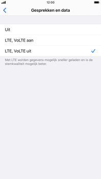 Apple iPhone 6s Plus - iOS 13 - Netwerk - 4G instellen - Stap 6