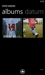 Nokia Lumia 520 - MMS - Afbeeldingen verzenden - Stap 9