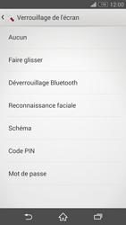 Sony Xperia Z3 Compact - Sécuriser votre mobile - Activer le code de verrouillage - Étape 6