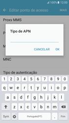 Samsung Galaxy S6 Android M - Internet no telemóvel - Configurar ligação à internet -  13