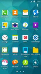 Samsung Galaxy S5 - Internet et connexion - Accéder au réseau Wi-Fi - Étape 3