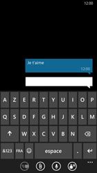 Nokia Lumia 930 - Contact, Appels, SMS/MMS - Envoyer un SMS - Étape 9