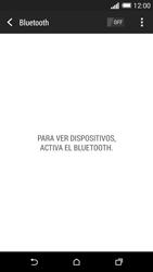 HTC One M8 - Bluetooth - Conectar dispositivos a través de Bluetooth - Paso 5