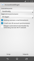 Sony D5803 Xperia Z3 Compact - E-mail - e-mail instellen (yahoo) - Stap 7