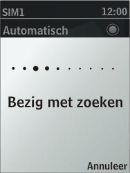 Nokia 206 Dual Sim - Buitenland - Bellen, sms en internet - Stap 8