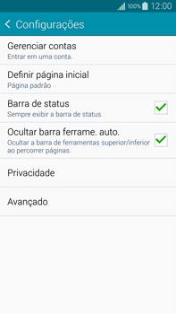 Samsung N910F Galaxy Note 4 - Internet (APN) - Como configurar a internet do seu aparelho (APN Nextel) - Etapa 21