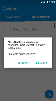OnePlus 3 - Contactgegevens overzetten - delen via Bluetooth - Stap 9