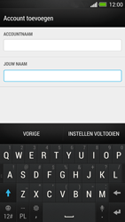 HTC One - E-mail - Account instellen (POP3 zonder SMTP-verificatie) - Stap 16