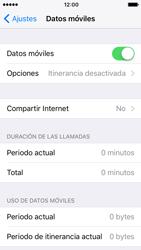 Apple iPhone 5s iOS 10 - Mensajería - Configurar el equipo para mensajes multimedia - Paso 4