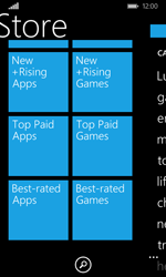 Microsoft Lumia 435 - Applications - Download apps - Step 10