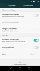 Huawei Ascend G7 - SMS - handmatig instellen - Stap 6