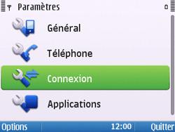 Nokia E5-00 - Internet - Configuration manuelle - Étape 5