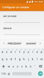Wiko Freddy - E-mails - Ajouter ou modifier un compte e-mail - Étape 14