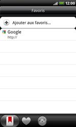 HTC A8181 Desire - Internet - navigation sur Internet - Étape 9