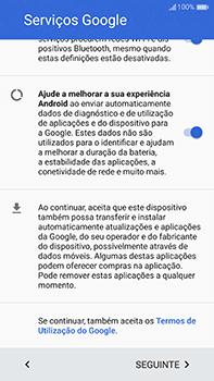 Huawei Mate 9 - Primeiros passos - Como ligar o telemóvel pela primeira vez -  12