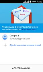 Alcatel U3 - E-mails - Ajouter ou modifier votre compte Gmail - Étape 14