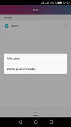 Huawei Y5 II - Mensajería - Configurar el equipo para mensajes multimedia - Paso 7