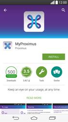 LG D855 G3 - Applications - MyProximus - Step 8