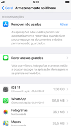 Apple iPhone 8 - Aplicações - Como desinstalar/remover aplicação -  5