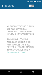 HTC One A9 - Bluetooth - Pair with another device - Step 5