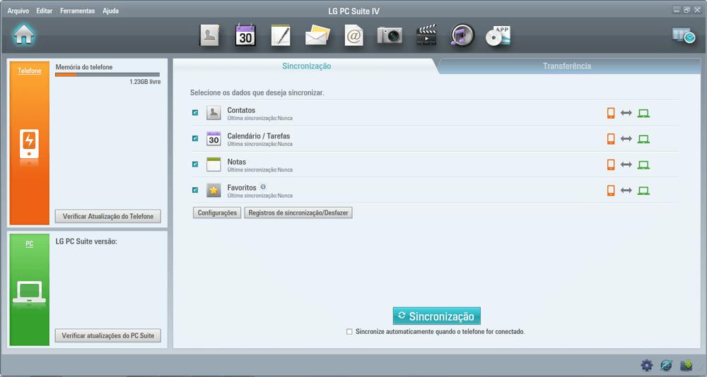 LG D390n F60 - Funções básicas - Como atualizar o software do seu aparelho - Etapa 4