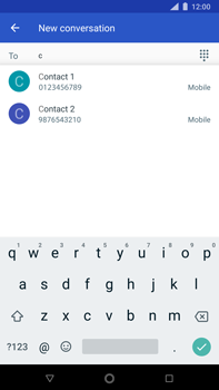 Nokia 8 Sirocco - MMS - Sending pictures - Step 5