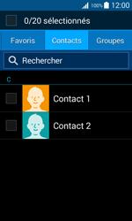 Samsung Galaxy Trend 2 Lite - Contact, Appels, SMS/MMS - Envoyer un SMS - Étape 6