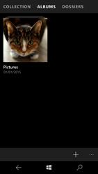 Microsoft Lumia 550 - Photos, vidéos, musique - Envoyer une photo via Bluetooth - Étape 5
