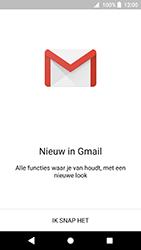 Sony Xperia XZ Premium - Android Oreo - E-mail - e-mail instellen (gmail) - Stap 5