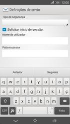 Sony Xperia E4 - Email - Configurar a conta de Email -  15