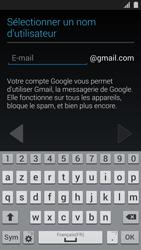 Samsung Galaxy S5 - Premiers pas - Créer un compte - Étape 10