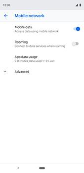 Google Pixel 3XL - Internet - Manual configuration - Step 7