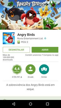 Motorola Moto X Play - Aplicativos - Como baixar aplicativos - Etapa 18