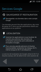 Sony Xpéria Z3 - Premiers pas - Créer un compte - Étape 19