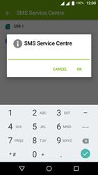 Wiko U-Feel Lite - SMS - Manual configuration - Step 10