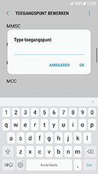 Samsung Xcover 4 - MMS - handmatig instellen - Stap 13