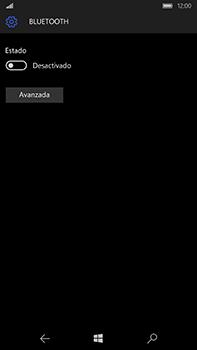 Microsoft Lumia 950 XL - Bluetooth - Conectar dispositivos a través de Bluetooth - Paso 6