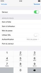 Apple iPhone 6 Plus iOS 8 - E-mails - Ajouter ou modifier un compte e-mail - Étape 20