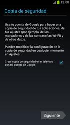 Samsung I9300 Galaxy S III - Primeros pasos - Activar el equipo - Paso 20