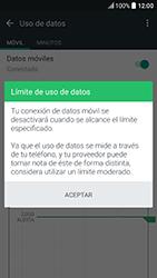 HTC 10 - Internet - Ver uso de datos - Paso 9