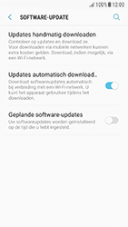Samsung A3 (2016) - Android Nougat - Netwerk - Software updates installeren - Stap 6
