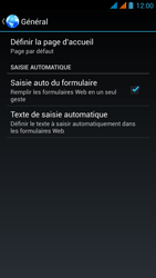 Wiko Stairway - Internet - Configuration manuelle - Étape 25