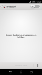 Sony D2203 Xperia E3 - Bluetooth - Koppelen met ander apparaat - Stap 5